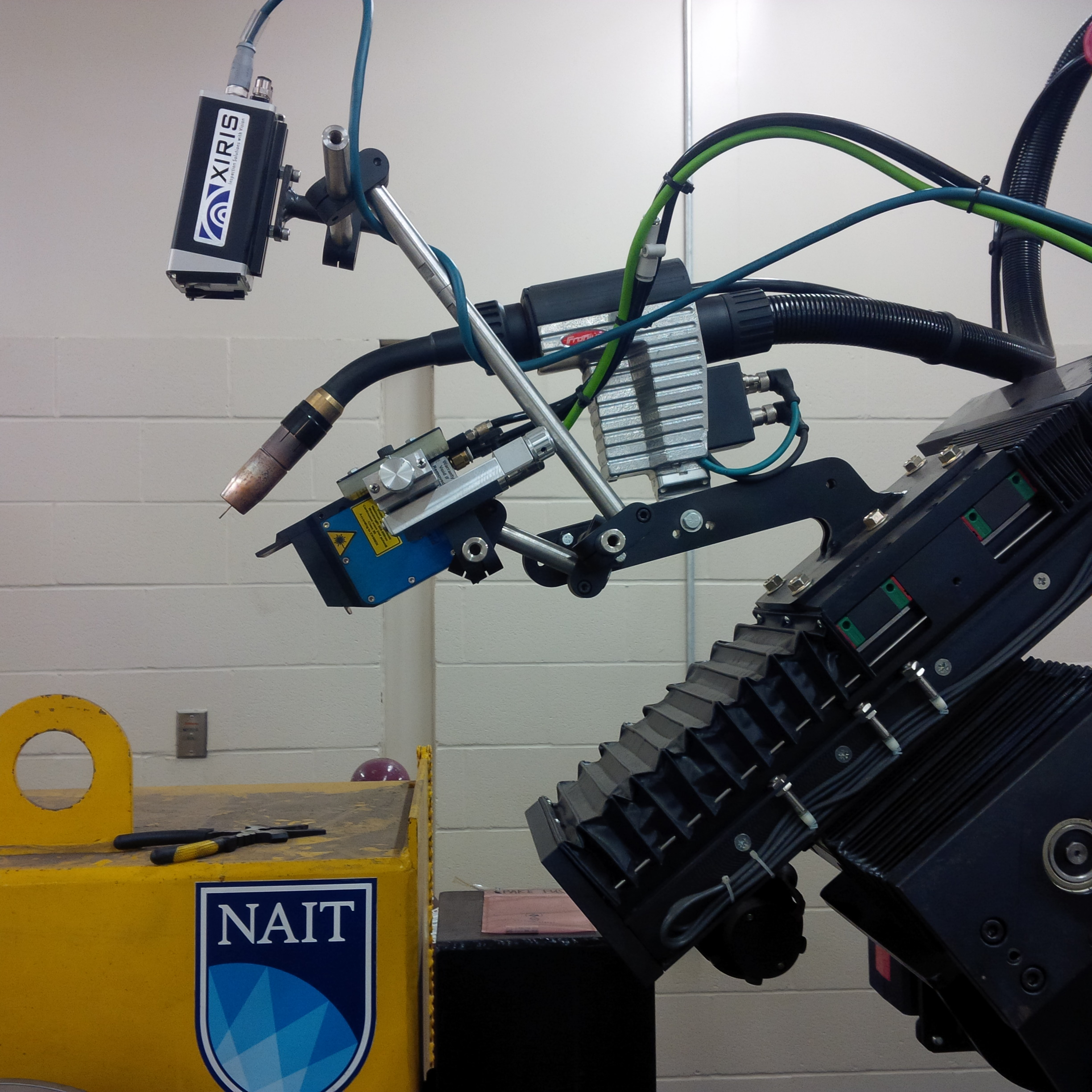 NAIT Installed side