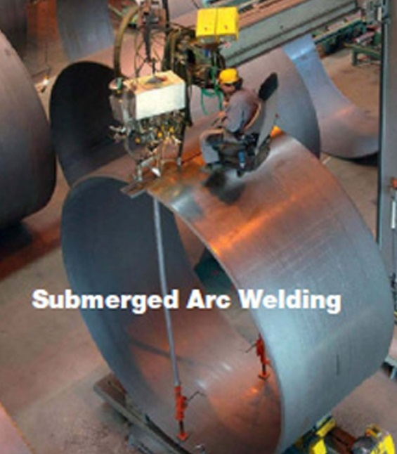 Weld Cameras can improve monitoring of sub arc welding processes.