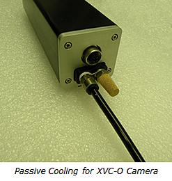 Passive Cooling for XVC-O Weld Camera