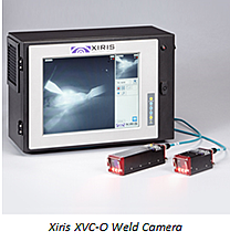 The XVC-O Weld Camera with High Dynamic Range imaging is being used for research by EWI.