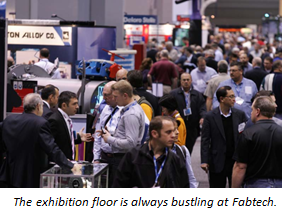 Xiris will exhibit its Weld Cameras for remote weld monitoring at Fabtech 2013.