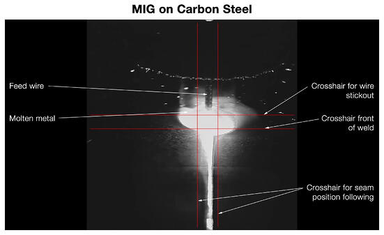MIG on Carbon Steel