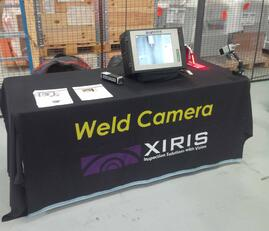 Weld Camera for Open Arc