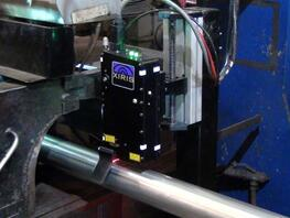 Weld Inspection on Laser Mill