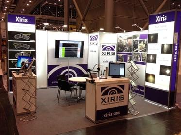 Xiris Tradeshow Booth