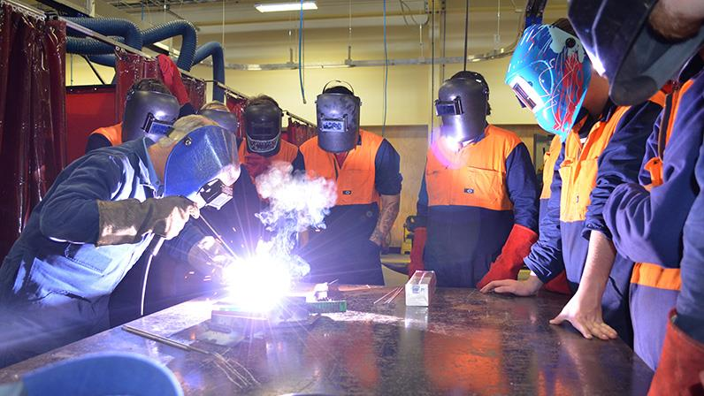 MIG, TIG ,OAW and Arc Welding