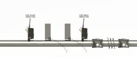 Monochrome Image of TIG welding process