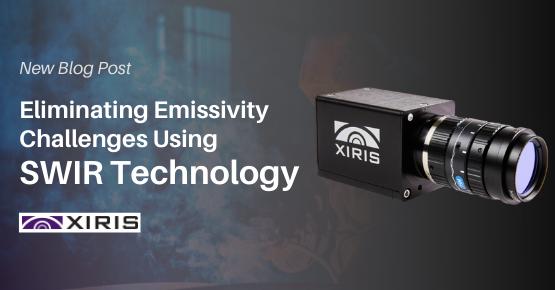 Eliminating Emissivity Challenges Using SWIR Technology