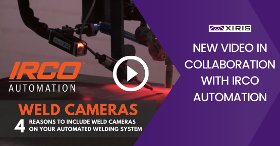 8 Ways Weld Cameras Improve Productivity: Improved Arc On-Time